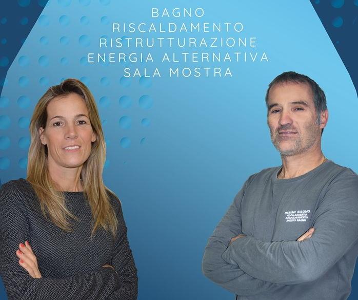 Stefania e Davide Morini