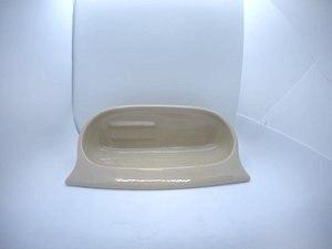 Portasapone-beige-in-ceramica-muro