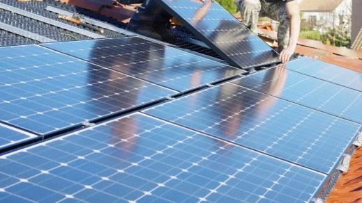 installazione pannelli solari